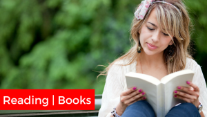 Reading in English: find all the resources for improving your English.