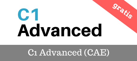 C1 Advanced CAE risorse