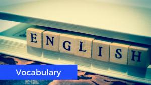Complete list of vocabulary: English-Italian