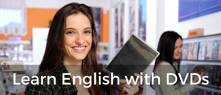 dvds-learn-english